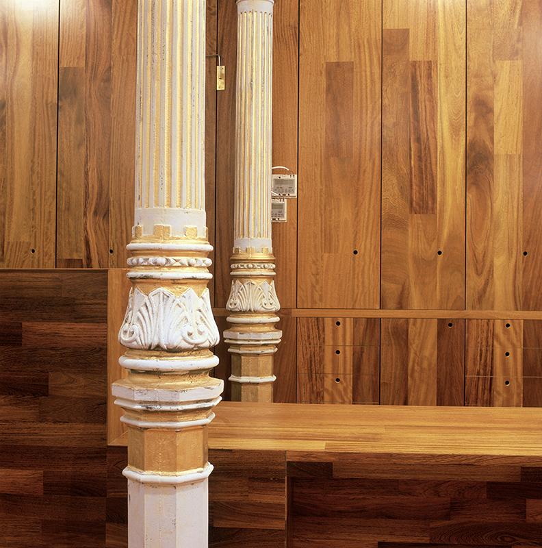 Luis mart nez santa maria arquitecto - Caja de arquitectos madrid ...